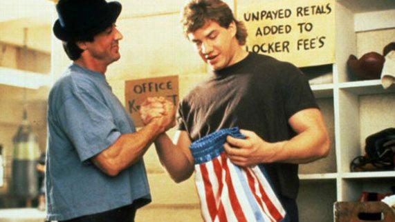 Rocky 5, la sceneggiatura originale prevedeva in origine la morte di Rocky