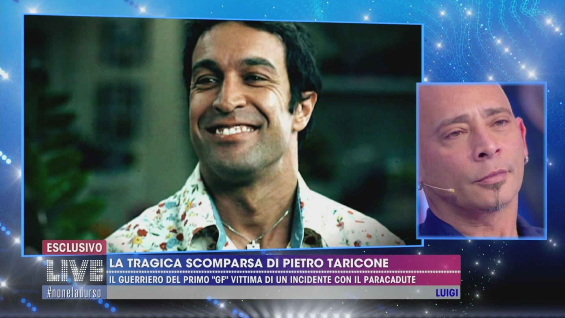 Salvo Veneziano contro il GF: il clamoroso retroscena sulla dedica a Pietro Taricone