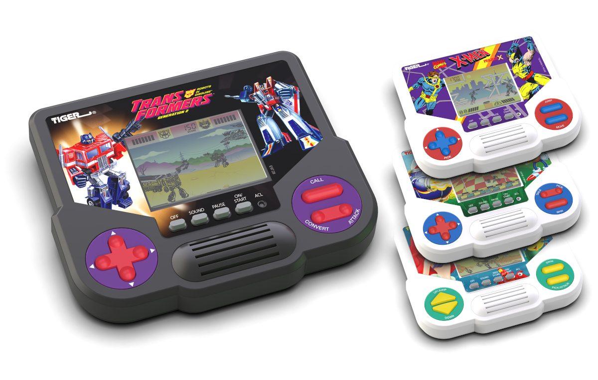 Gig Tiger: tornano i videogiochi portatili degli anni '80