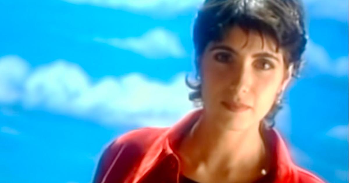 """Giorgia: il brano """"Come Saprei"""" compie 25 anni"""