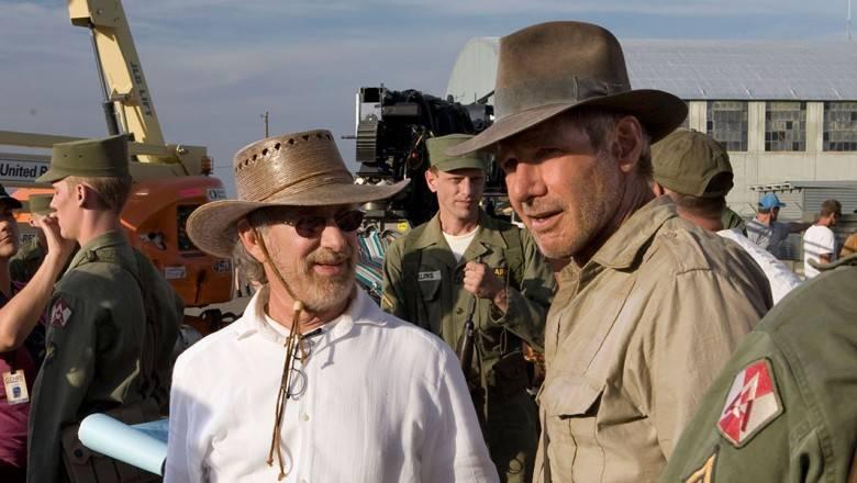 Steven Spielberg lascia la regia di Indiana Jones 5