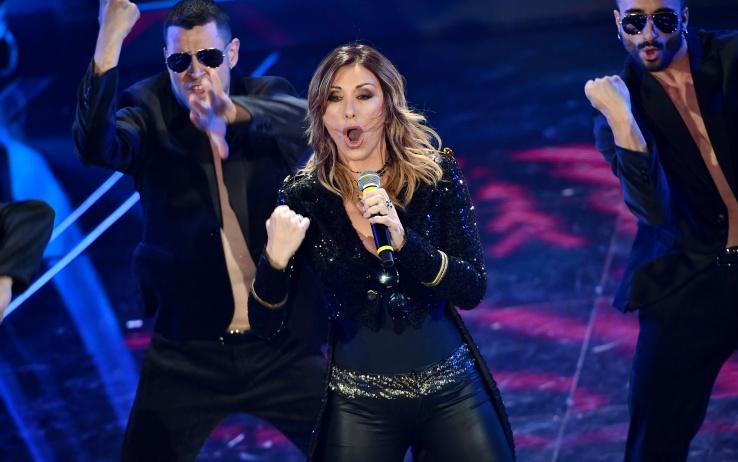Sanremo 2020, Sabrina Salerno canta Boys e sorprende tutti