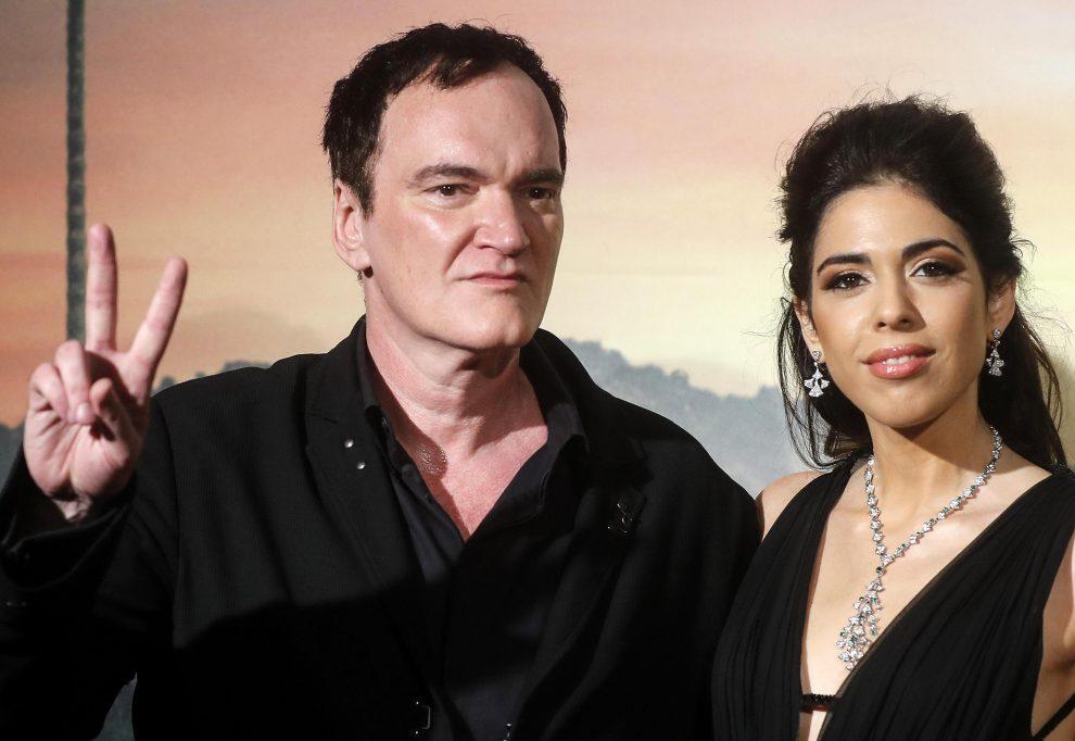Quentin Tarantino è diventato papà a 56 anni; suo figlio è nato in Israele
