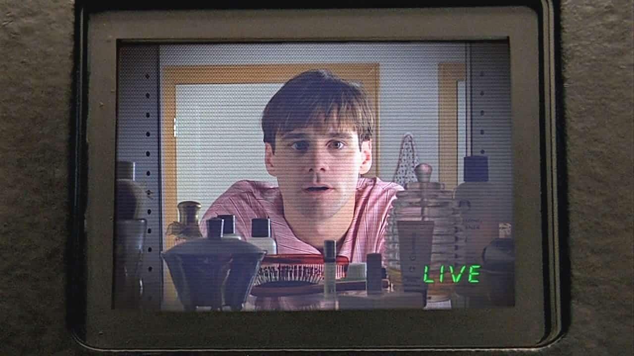 The Truman Show, Jim Carrey esplora l'idea di un sequel