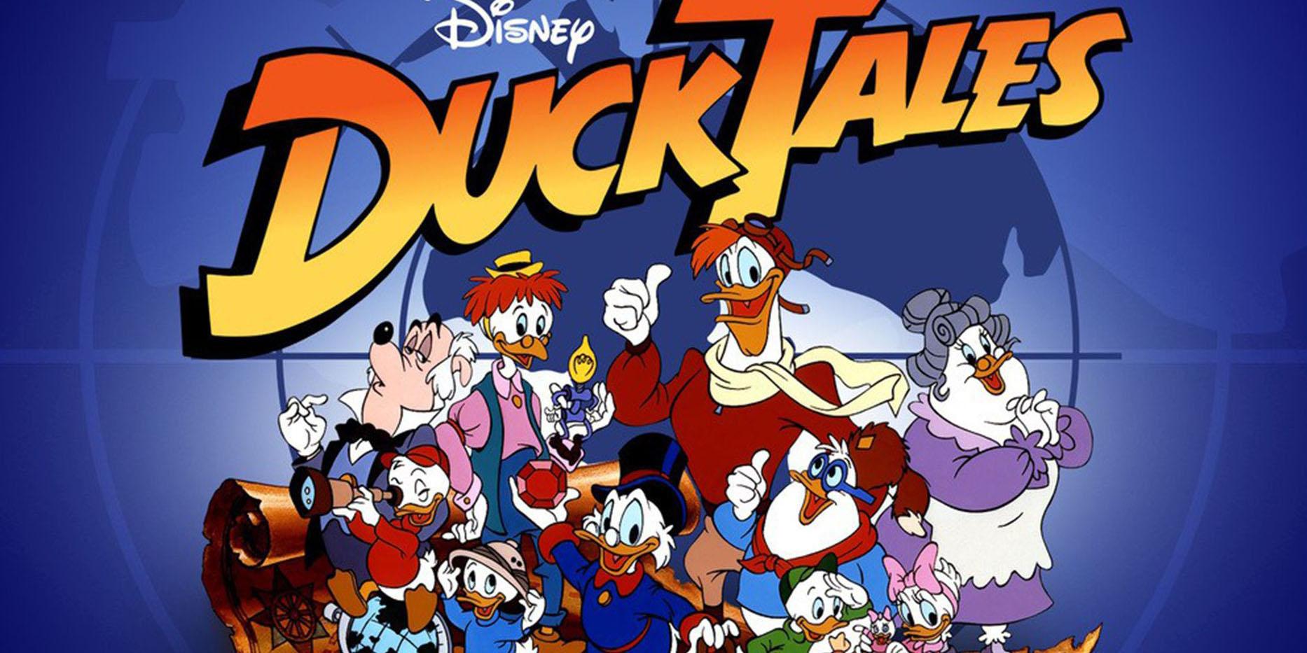 Ducktales e Gargoyles, ecco dove rivedere le serie complete