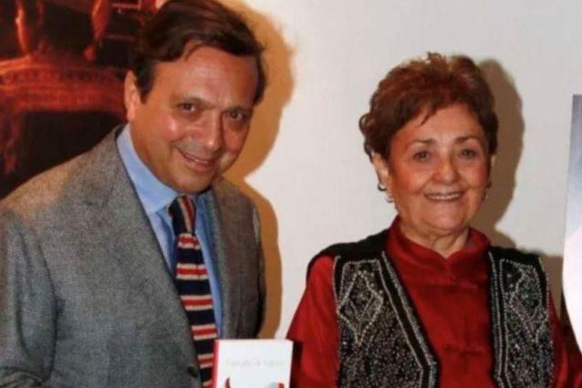 Chiambretti ricorda su Istragram la madre morta per il coronavirus