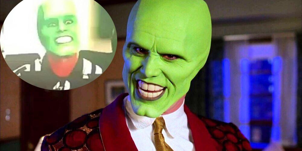 Space Jam 2: Jim Carrey tornerà come The Mask, ecco la foto!