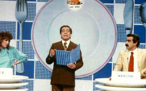 """""""Il pranzo è servito"""", la storia del celebre programma presentato da Corrado."""