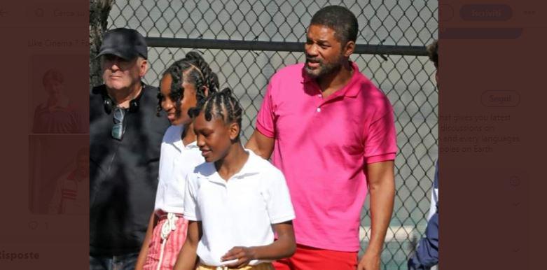 Will Smith e le prime foto nei panni del padre di Serena e Venus Williams