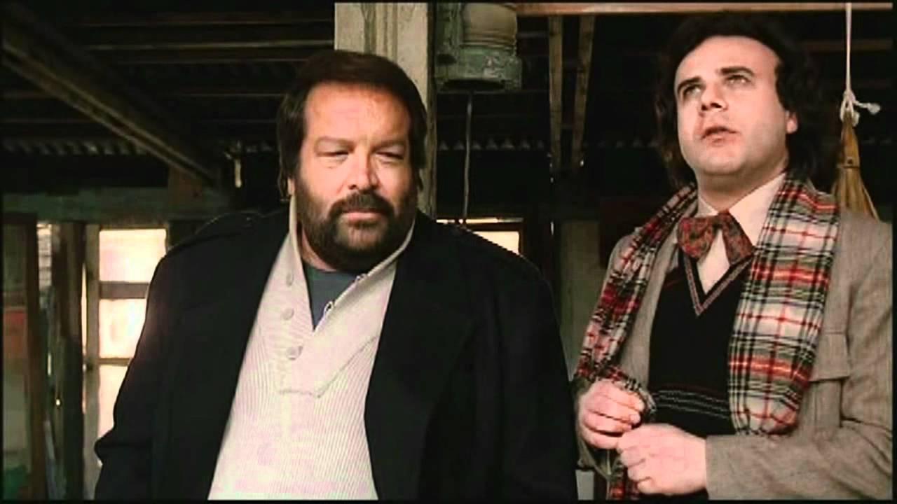 """Jerry Calà: """"Bud Spencer mi consigliò di scegliere il cinema"""""""