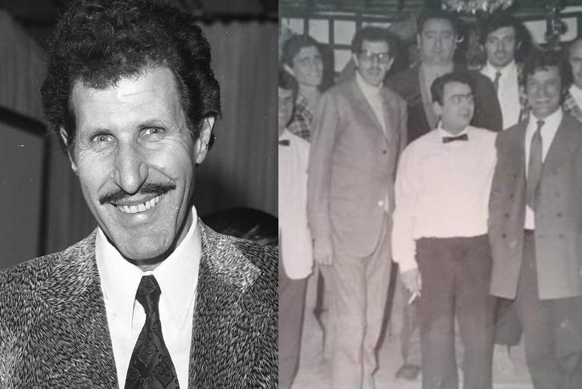 Ciccio Ingrassia, 18 anni fa la scomparsa: ecco alcune foto inedite insieme a Franco
