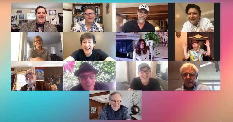 Reunion Goonies: la sorpresa di Spielberg e Donner e le dichiarazioni sul sequel [VIDEO]