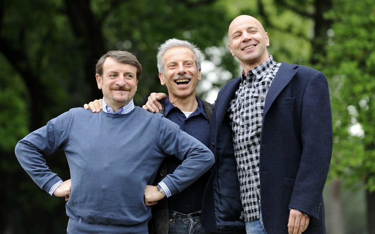 Aldo, Giovanni e Giacomo: in arrivo su Youtube tutti i loro spettacoli teatrali per intero