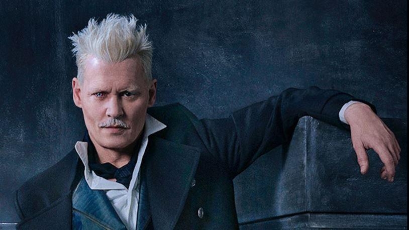 """Johnny Depp: """"Ecco perchè Grindelwald ha gli occhi di colore diverso"""""""