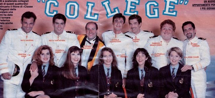 """""""College"""", stasera la serie torna in tv: ecco a che ora e dove"""