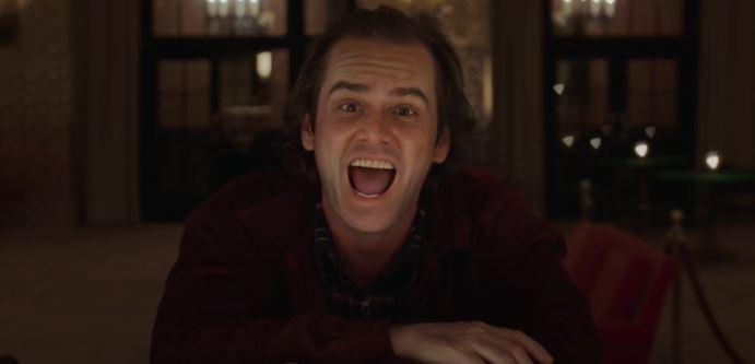 Shining, Jim Carrey prende il posto di Jack Nicholson nella celebre scena al bancone [VIDEO]