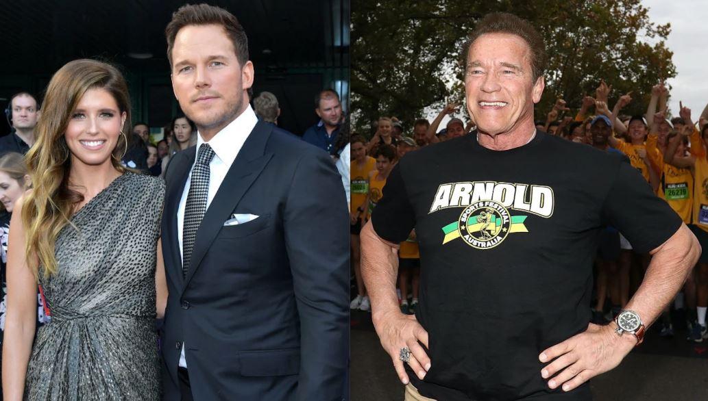 Arnold Schwarzenegger sarà presto nonno: sua figlia e Chris Pratt aspettano un bimbo