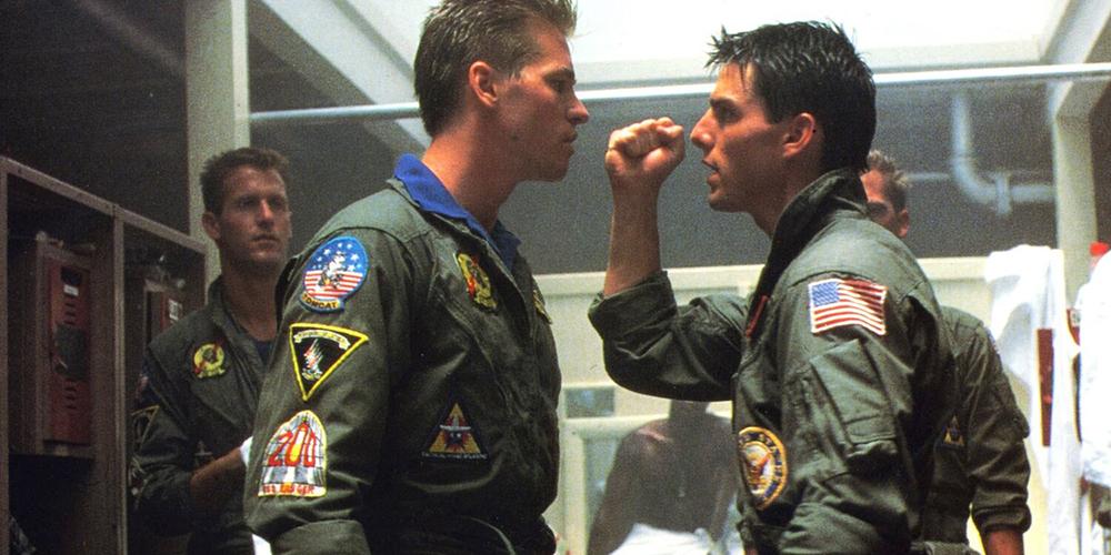 """Val Kilmer ricorda le riprese di Top Gun: """"C'era la 'fazione' di Tom e la mia. Lui studiava, io facevo festa la notte"""""""