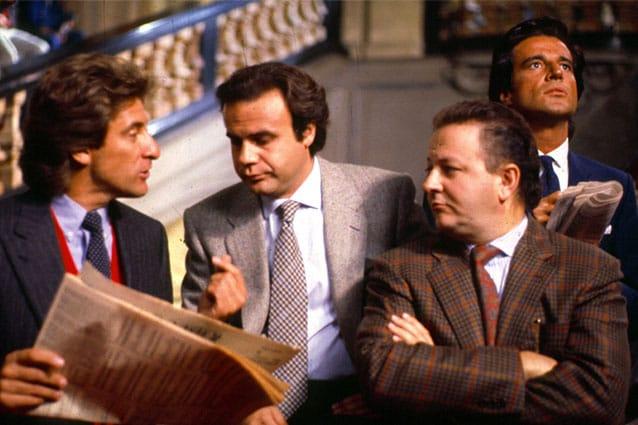 """Jerry Calà e Massimo Boldi: """"Contenti che la persone apprezzano ancora i nostri film in questo momento"""""""