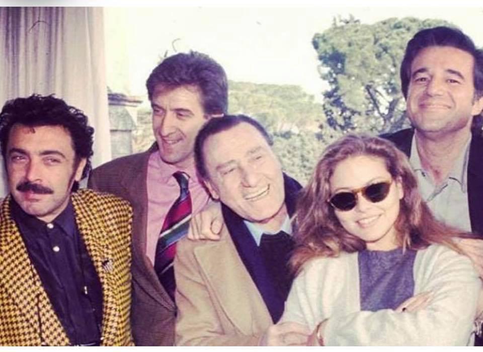 """Christian De Sica ricorda con affetto Sordi: """"Mi prendeva in giro ma in Vacanze di Natale 91 mi vendicai di una battuta di anni prima"""""""
