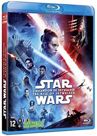 STAR WARS:L'ASCESA DISKYWALKER DISPONIBILE IN4K,BLU-RAY,BLU-RAY 3DE DVD