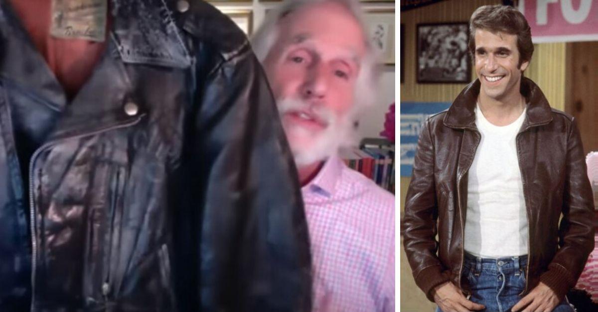 Happy Days: Henry Winkler rivela che fine ha fatto il giacchetto di pelle di Fonzie
