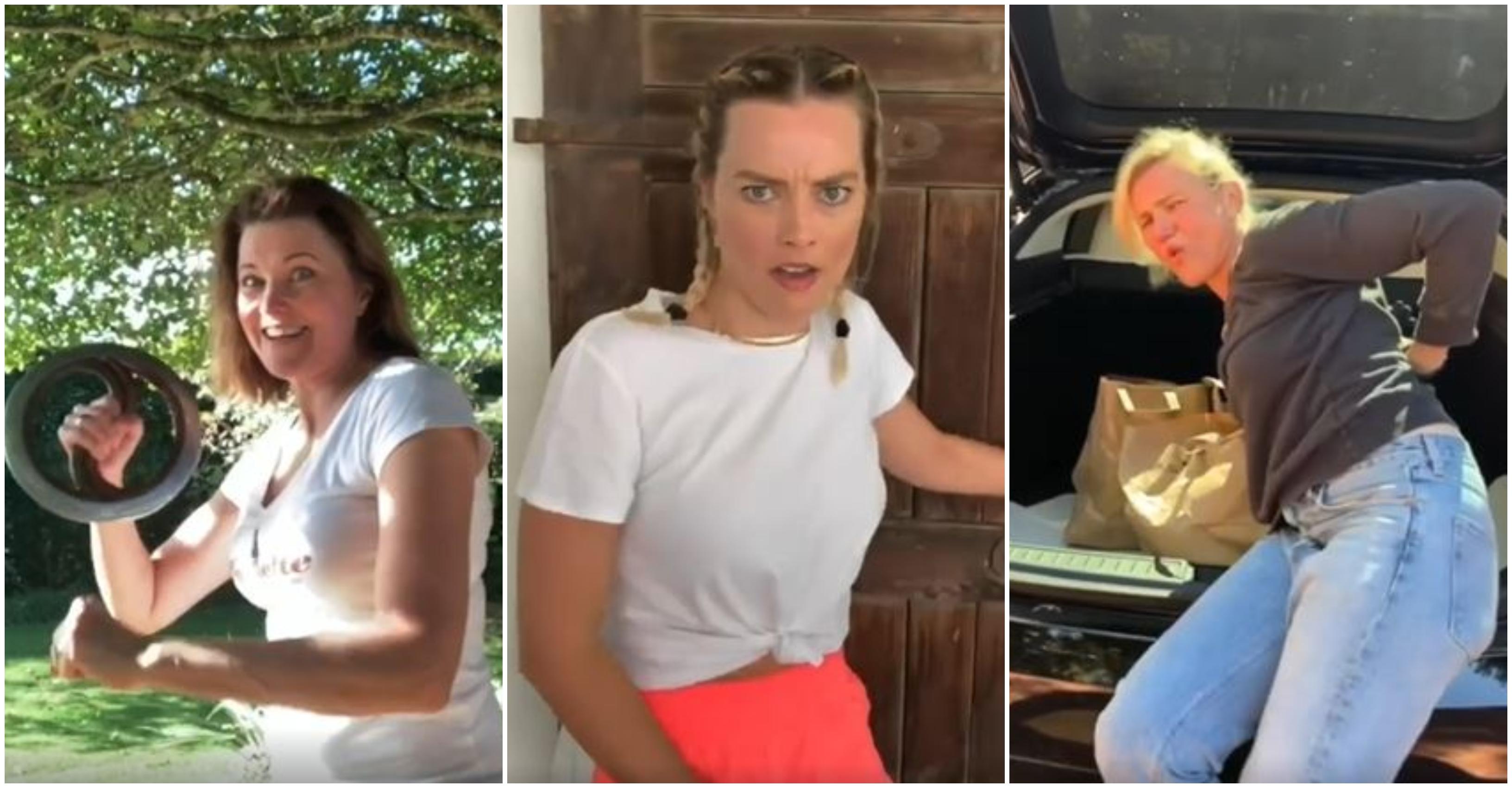 La mega rissa virtuale riunisce alcune famose attrici di Hollywood a suon di calci e pugni [VIDEO]