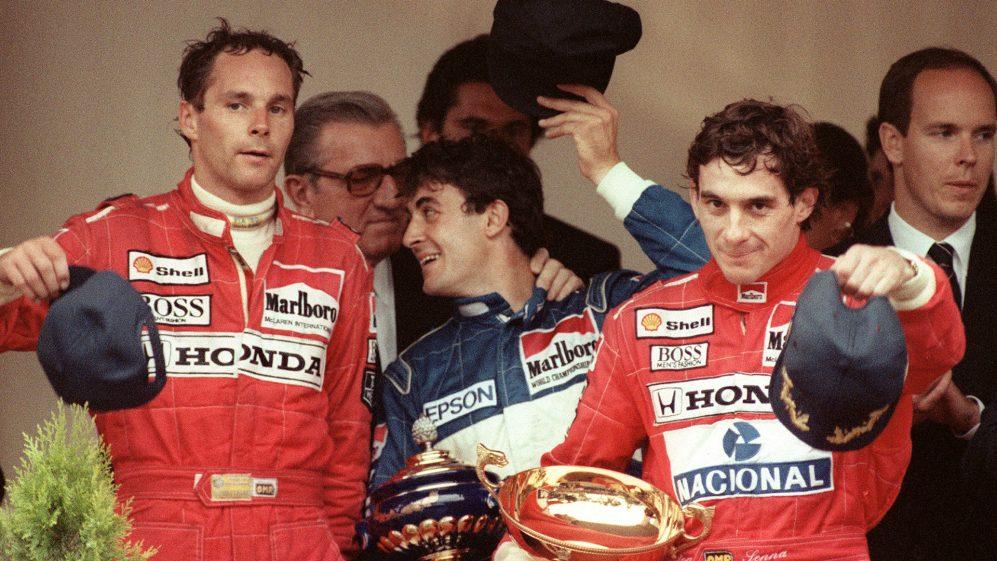 """Alesi ricorda Senna: """"Era il numero 1, in pista era sempre preciso"""""""
