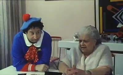 """Alvaro Vitali: """"Nella Sore Lella rivedevo la mia vera nonna ed è stato facile lavorare con lei"""""""