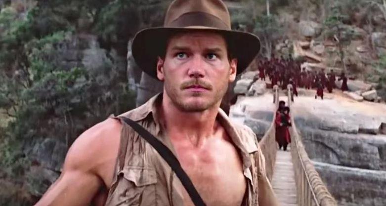Chris Pratt è Indiana Jones: altro video deepfake pazzesco