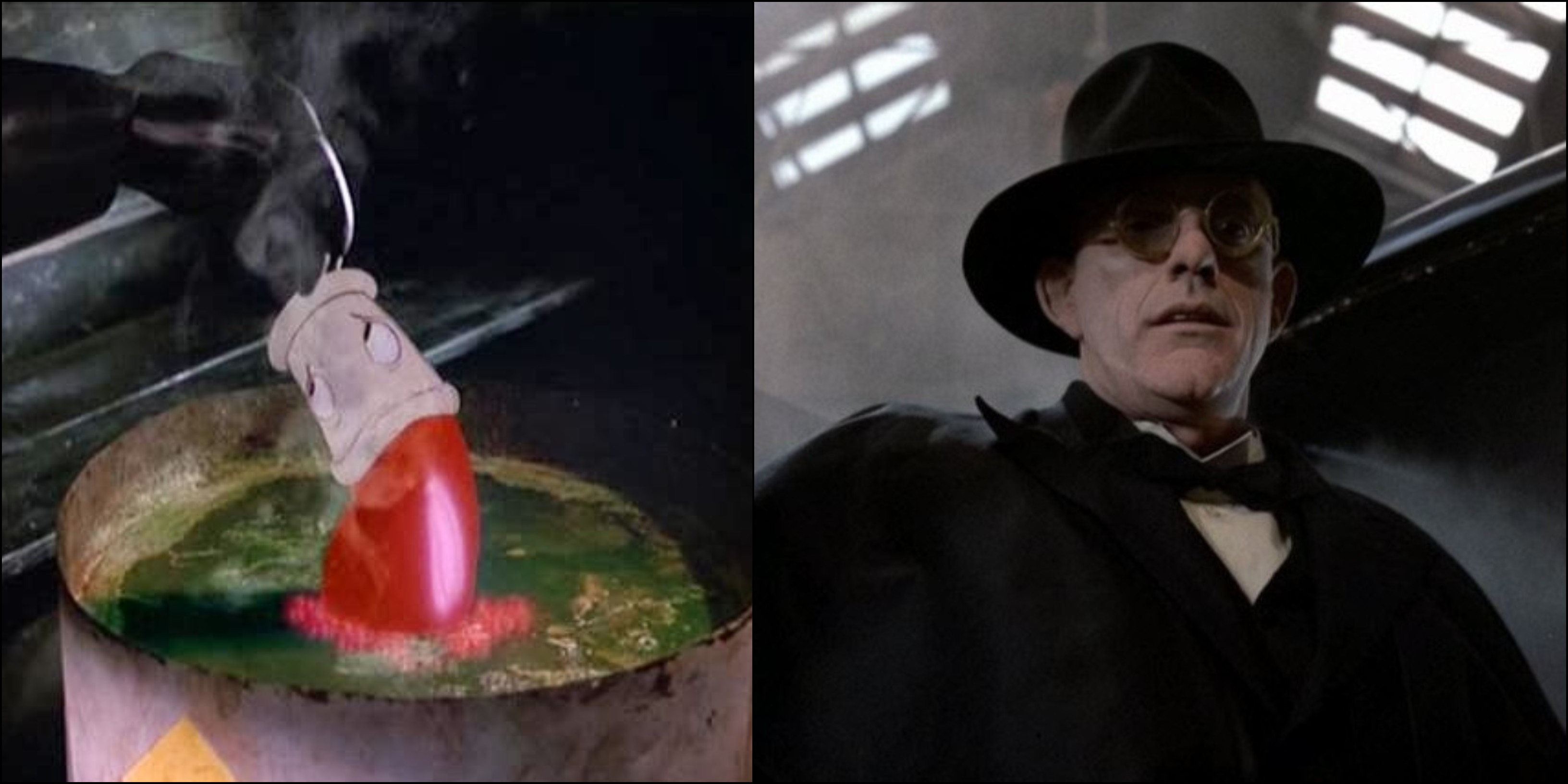 Roger Rabbit: Christopher Lloyd spiega l'idea di non far sbattere le palpebre al giudice Morton e la sua scena preferita