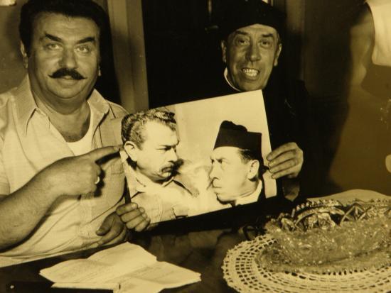 Don Camillo e i giovani d'oggi: quel film incompiuto per la morte di Fernandel