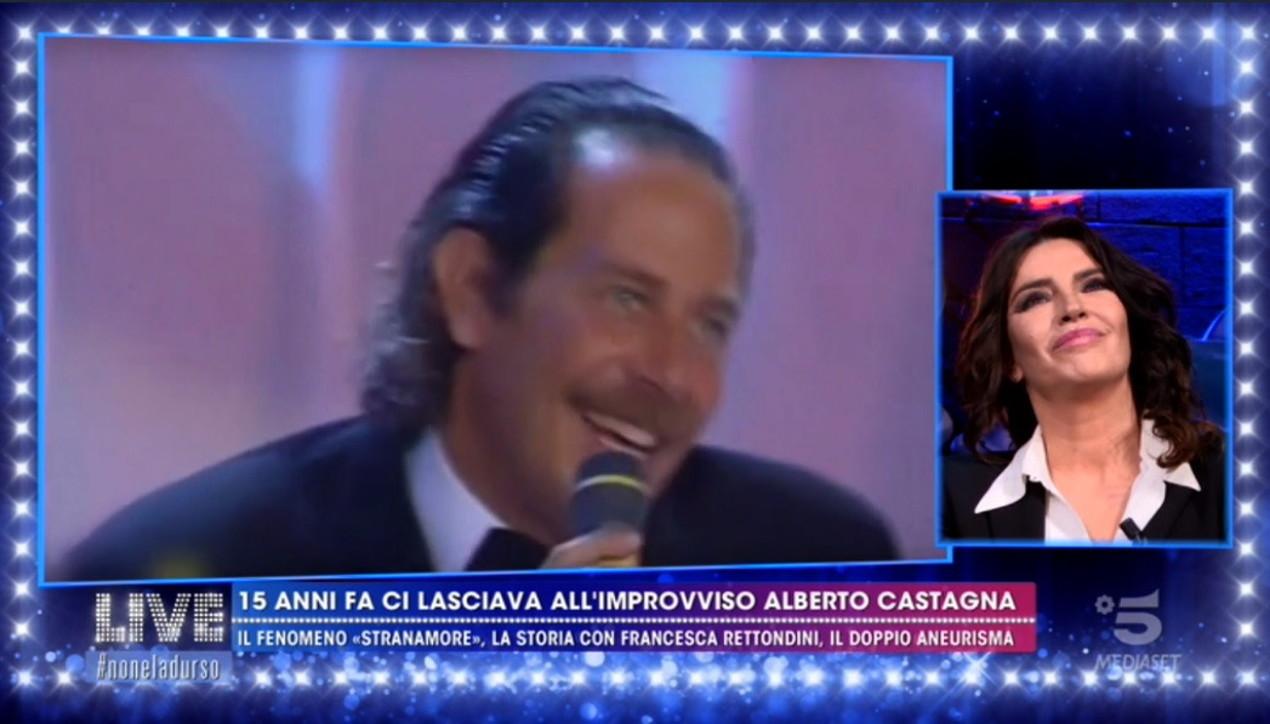 Alberto Castagna, il ricordo di Francesca Rettondi a 15 anni dalla morte