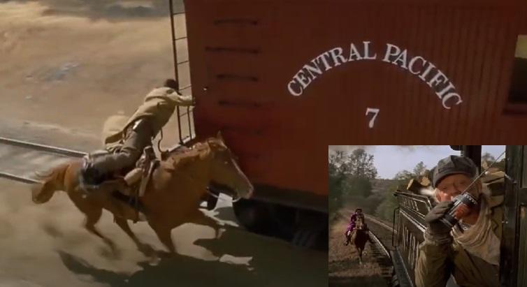 """Ritorno al Futuro III e la scena del treno, Zemeckis: """"Volevo solo che quel giorno di riprese finisse!"""""""