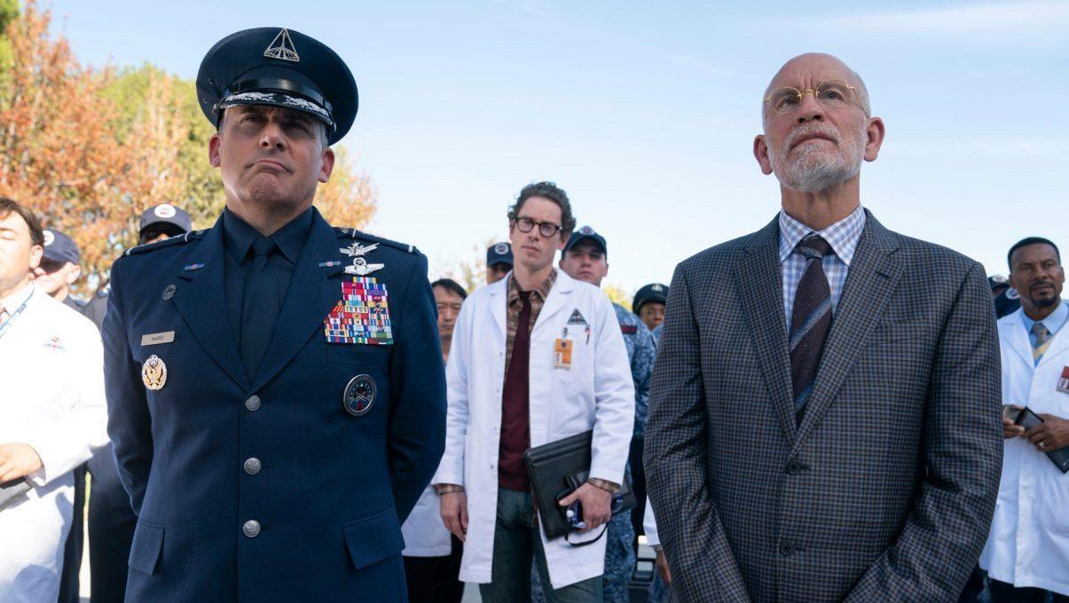 Space Force – la nuova 'spaziale' comedy di Netflix con Steve Carell, John Malkovich e Lisa Kudrow