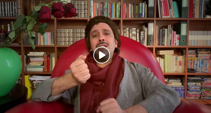 """Checco Zalone e la canzone sul Coronavirus: """"Immunità di gregge"""" [VIDEO]"""