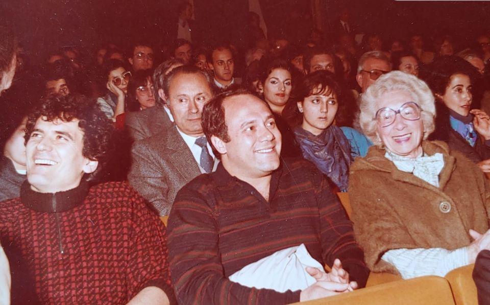 Carlo Verdone ricorda un pomeriggio al cinema con Massimo Troisi