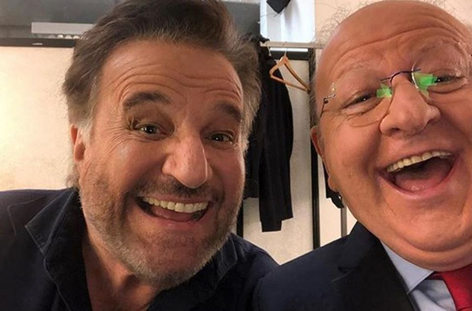 Christian De Sica e Massimo Boldi insieme nel nuovo film in uscita a Natale 2020