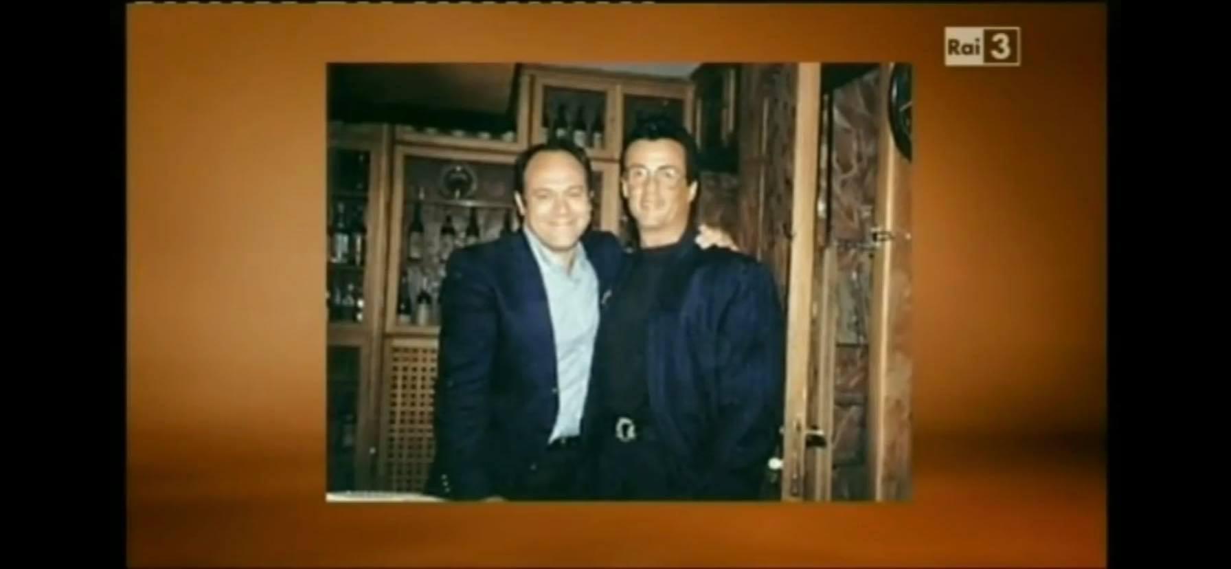 """Carlo Verdone ricorda una cena con Stallone: """"Si spruzzò lo spray per l'alito 100 volte…"""""""