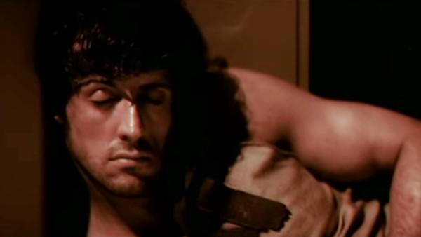 """Stallone condivide una """"papera""""sul set di Rambo, nel finale alternativo"""