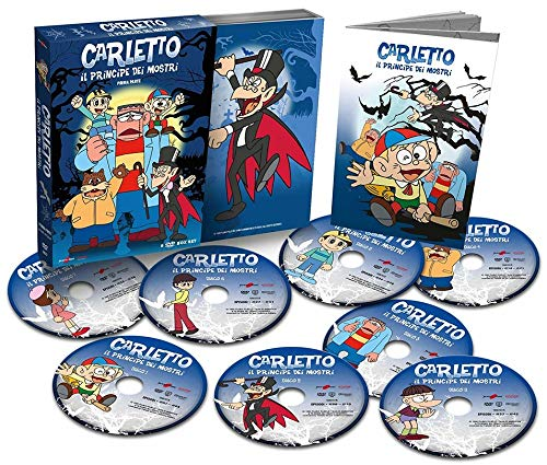 Carletto Il Principe dei Mostri arriva in dvd