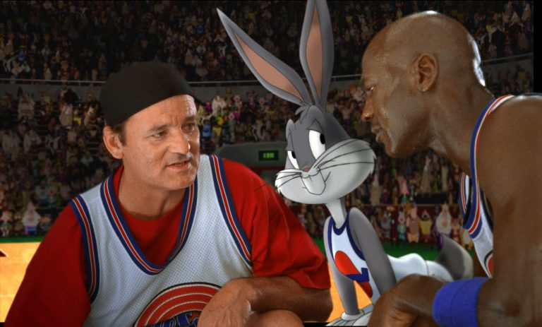 Space Jam, Bill Murray ricorda le mancate partite a basket con Michael Jordan