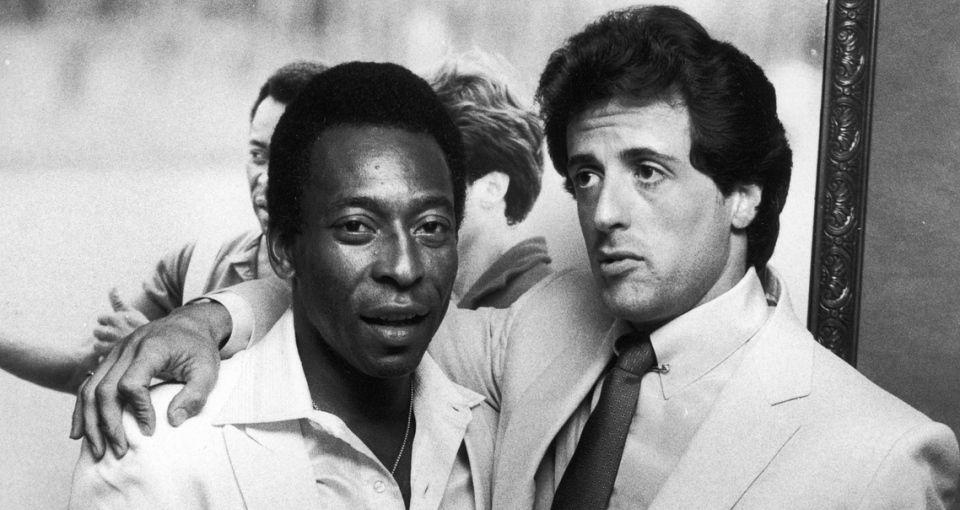 Fuga per la vittoria: Stallone si fratturò un dito per cercare di parare un tiro di Pelè e voleva segnare il gol decisivo dribblando tutti