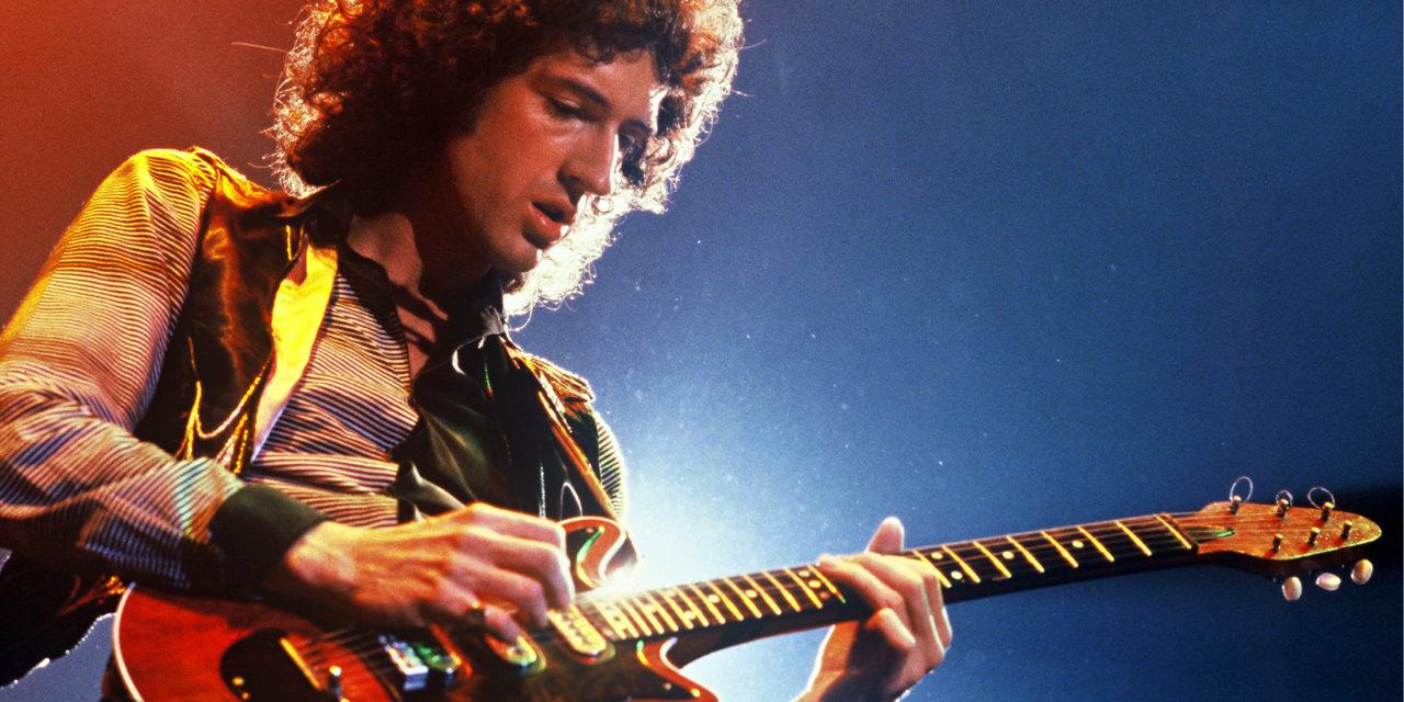 Brian May è stato nominato miglior chitarrista di tutti i tempi: ecco la classifica