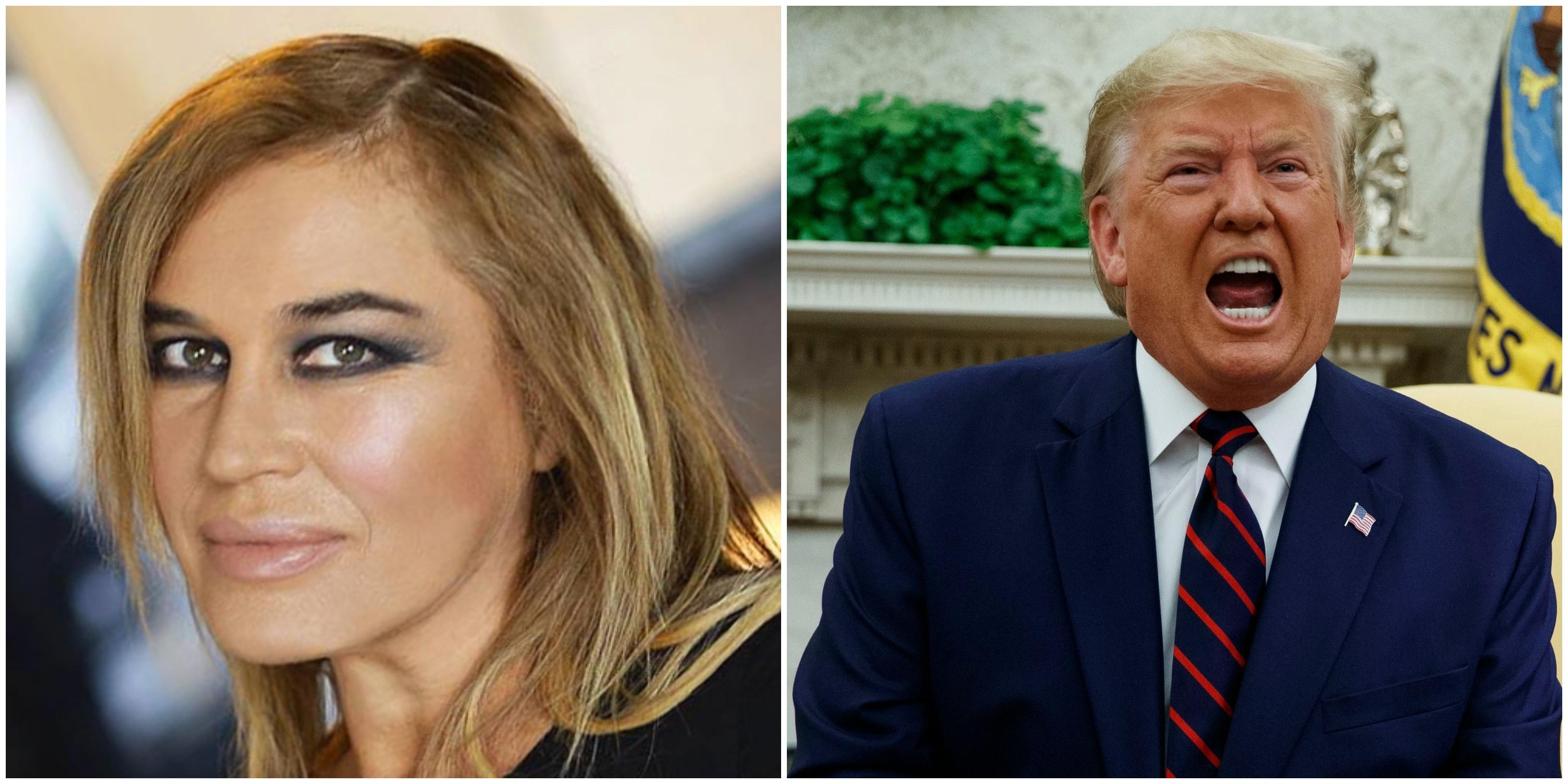 """Lory Del Santo pentita di aver rifiutato Trump: """"Sa corteggiare bene. Ma perché gli ho detto no?"""""""