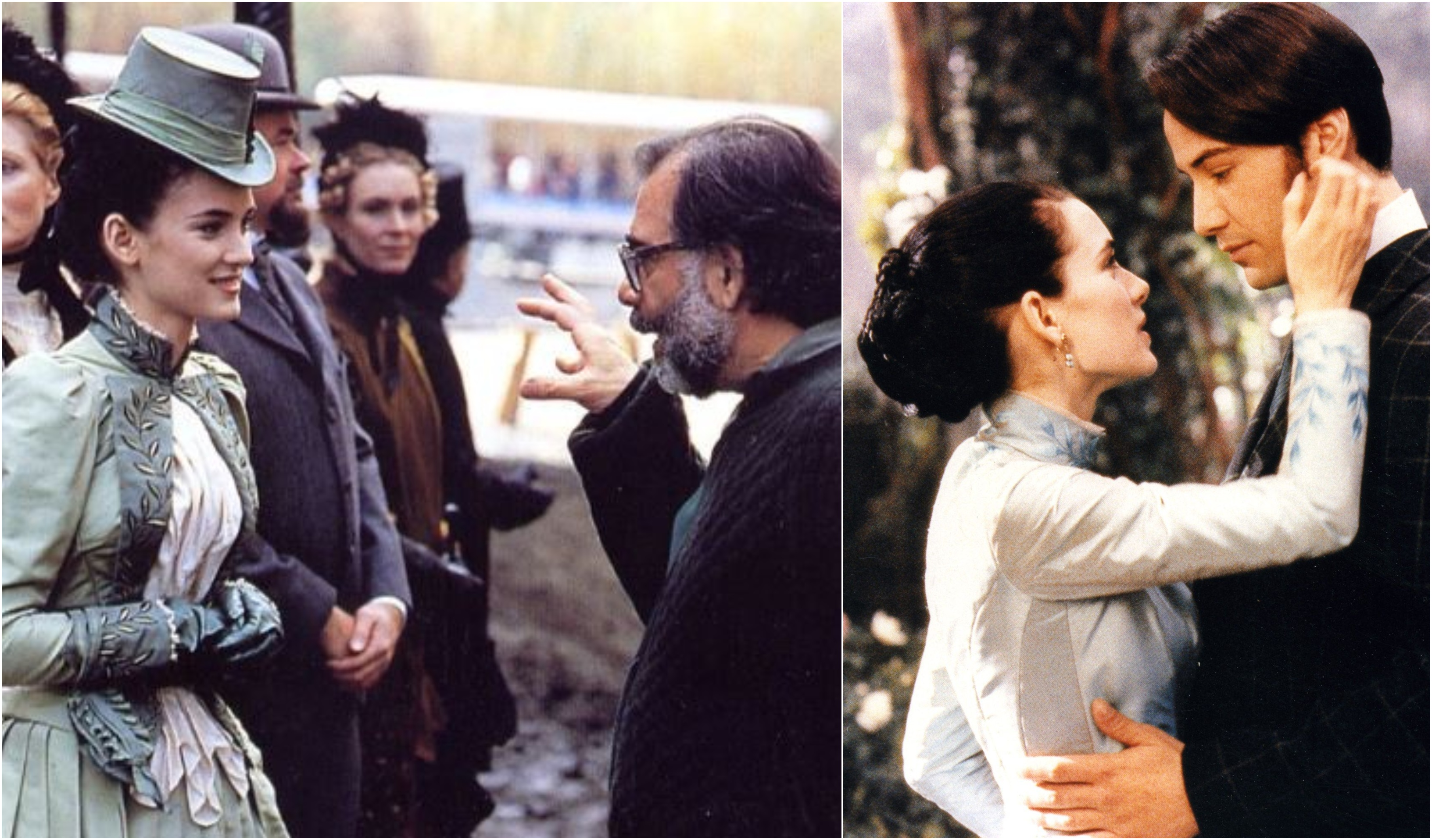 Dracula, Coppola urlava 'putt**a' a Winona Ryder per farla piangere, Reeves e Hopkins si rifiutarono