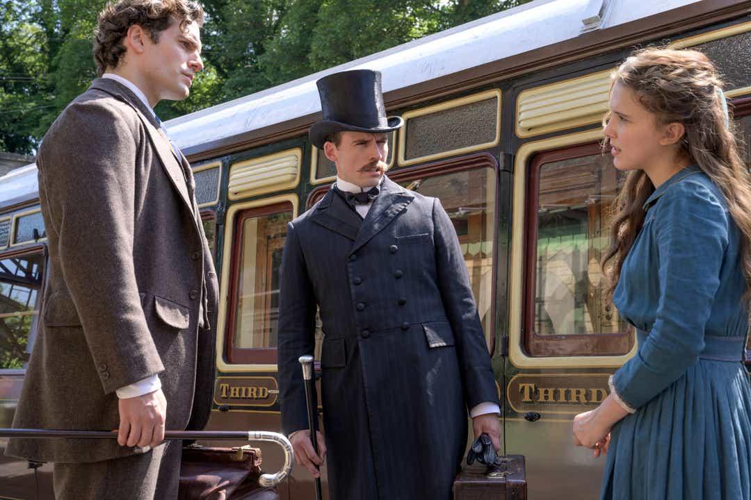 Enola Holmes: ecco le prime foto del film dedicato alla sorella di Sherlock