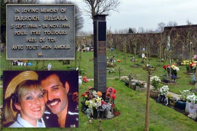 Freddie Mercury, dove sono le sue ceneri? Il segreto affidato a Mary Austin