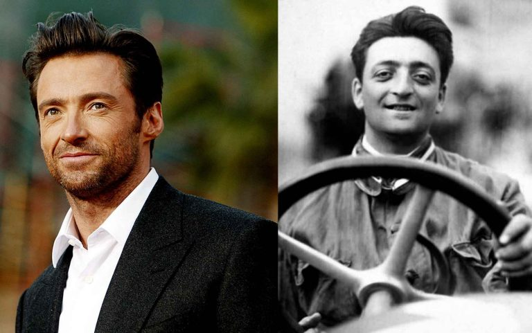 Hugh Jackman sarà Enzo Ferrari nel biopic diretto da Michael Mann