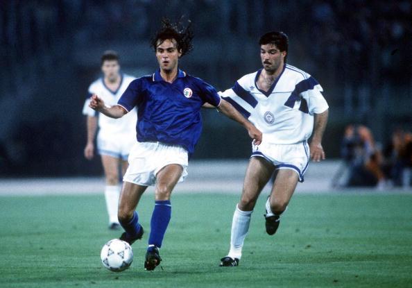 Italia 90, 30 anni fa Italia-Usa all'Olimpico con vittoria degli azzurri